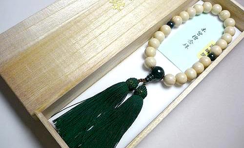 檜 数珠 ひのき お香 線香 銀座