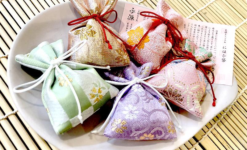 甘茶 匂い袋