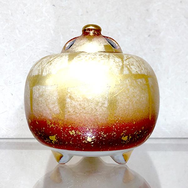 九谷焼香炉